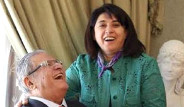Celal Talabani ve Leyla Zana Samimi Pozlar Verdi