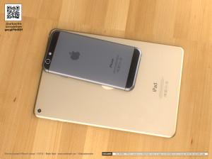 İphone 6 ve İpad Mini 3 İçin Etkileyici Konsept Çalışması