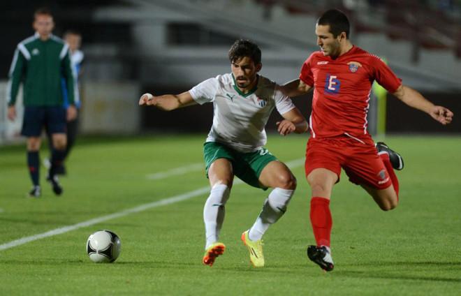 Bursaspor, Chikhura Sachkere'ye 4-1 Yenildi