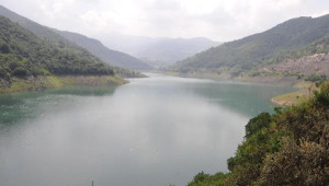 Son Yağışlar Yuvacık Barajı'nda Su Seviyesini Arttırdı