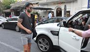 Murat Boz, Lüks Aracıyla Trafiği Kilitledi