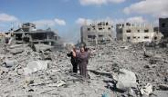 Gazze'de Enkazların Altından Cesetler Çıkıyor