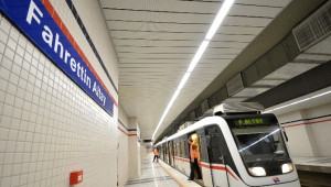 İzmir Metrosu Nihayet Bitti
