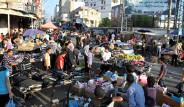 Gazze'de Ramazan Pazarı