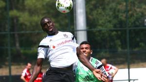 Beşiktaş, Feyenoord Maçı Hazırlıklarını Sürdürdü