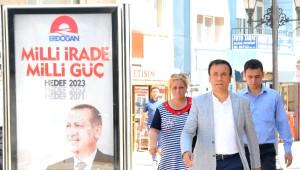 Genç, Başbakan Erdoğan'a Destek İstedi