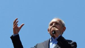 Kemal Kılıçdaroğlu Avanos'ta