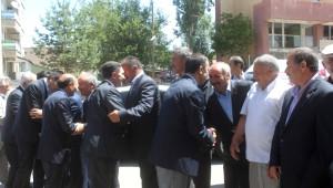 Milletvekilleri İlçe Teşkilatıyla Bayramlaştı