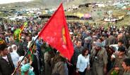Kato Dağı'ndaki Festival PKK Gösterisine Dönüştü