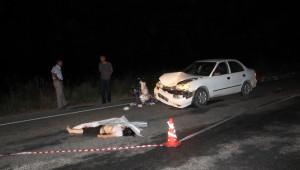 Bebek Arabası ile Yürüyen Kadına Araba Çarptı: 2 Ölü, 1 Yaralı