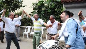 CHP'li İnce'den, Arınç'a 'Vardar Ovası' Göndermesi