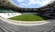 Yeni Konya Stadı Açılışa Hazır