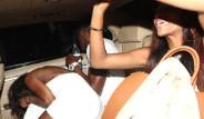 Jameikalı Atlet Usain Bolt, Çapkınlık Yaparken Yakalandı