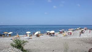 Karadeniz 'De İlk Plaj Kütüphanesi Açıldı