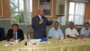Tekirdağ Büyükşehir Belediye Başkanı Albayrak, Şarköy'ün Sorunlarını Masaya Yatırdı