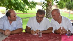 İzmir Büyükşehir'den Belgesi Olmayana Tarım Suyu Yok