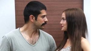 Fahriye Evcen ve Burak Özçivit'in Filminden İlk Kareler