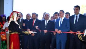Taşköprü'de Tarım Fuarı Açılışı ve Toplu Sünnet Şöleni