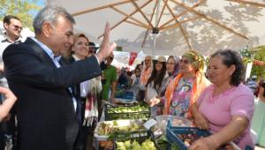 Urla'da Geleneksel Bağbozumu Şenlikleri Başladı