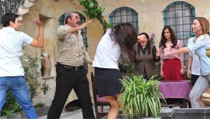 Halfeti'nin Dizisi Karagül'de İsyan
