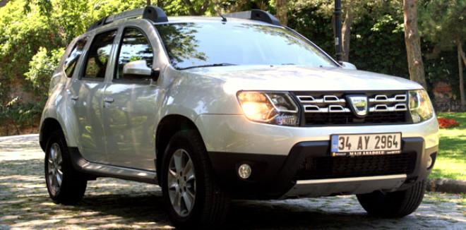 Makyajlı Yeni Dacia Duster'da ciddi değişimler var