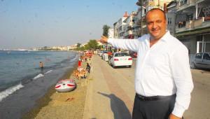 Çınarcık'ta Turist Patlaması