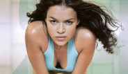Michelle Rodriguez: Göğüs Uçlarını Rahat Bırakın