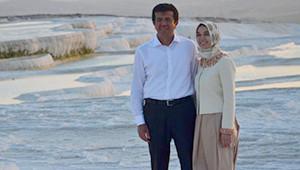 Bakan Ayşen Zeybekci'nin 25'inci Yıl Romantizmi