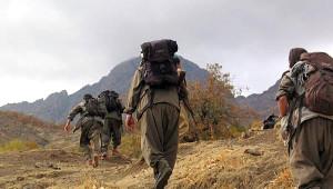 Bölücü Terör Örgütü Militanları Kars'ta 2 Şantiyeyi Bastı İş Makinası ve Kumanda Merkezini Ateşe...