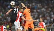 Beşiktaş, Arsenal'la 0-0 Berabere Kaldı