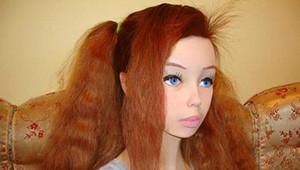 'İnsan Barbie' Çılgınlığı
