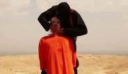 IŞİD ABD'li Gazetecinin Başını Kesti
