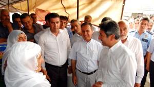 Ahmet Aydın Şampiyon İlçe Sincik'ten CHP'yi Eleştirdi
