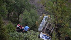 Taşköprü'de Trafik Kazası: 2 Ölü