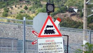 Yht'nin İstanbul- Ankara Arasında Zorunlu Yavaşladığı Bölge