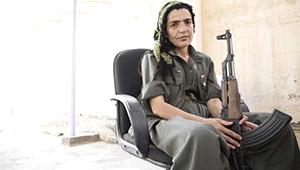 Mahmur Kampındaki PKK'lılar İlk Kez Görüntülendi