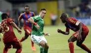Karabükspor, St. Etienne'yi 1-0 Yendi