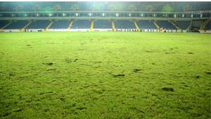 65 milyon TL'lik Mersin Stadı'nın Şaşırtan Görüntüsü