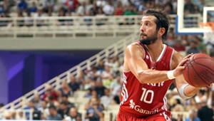 A Milli Basketbol Takımı, Yunanistan'a 70-56'lık Skorla Mağlup Oldu