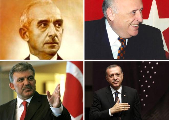Türkiye Cumhuriyeti'nin Başbakanları