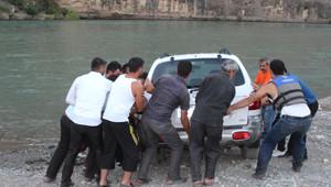 Baraj Kapakları Açıldı, Piknikçiler Sular Altında Kaldı