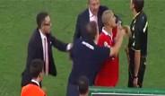 Avellinolu İtalyan futbolcu Gianmario Comi, Luca'yı Isırdı