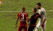 Melo ile Volkan, Penaltı Sonrasında Tartıştı