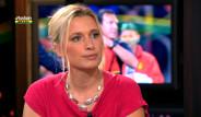 Belçikalı Spor Muhabiri Hilde Van Malderen'e Camiadan Taciz