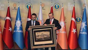 Erdoğan İçin Hediye Yarışına Girdiler