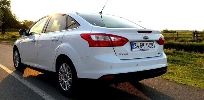 Ford Focus, 1 Litre Motorla Çok Farkı