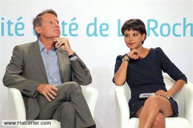 Fransa Kabinesinin En Güzel Bakanı