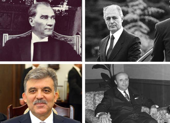 Tarihimizin Cumhurbaşkanları