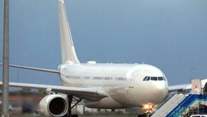 Türkiye'nin Yeni Uçağı Air Force One İstanbul'da