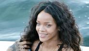 Rihanna Makyajsız Haliyle de Büyüledi
